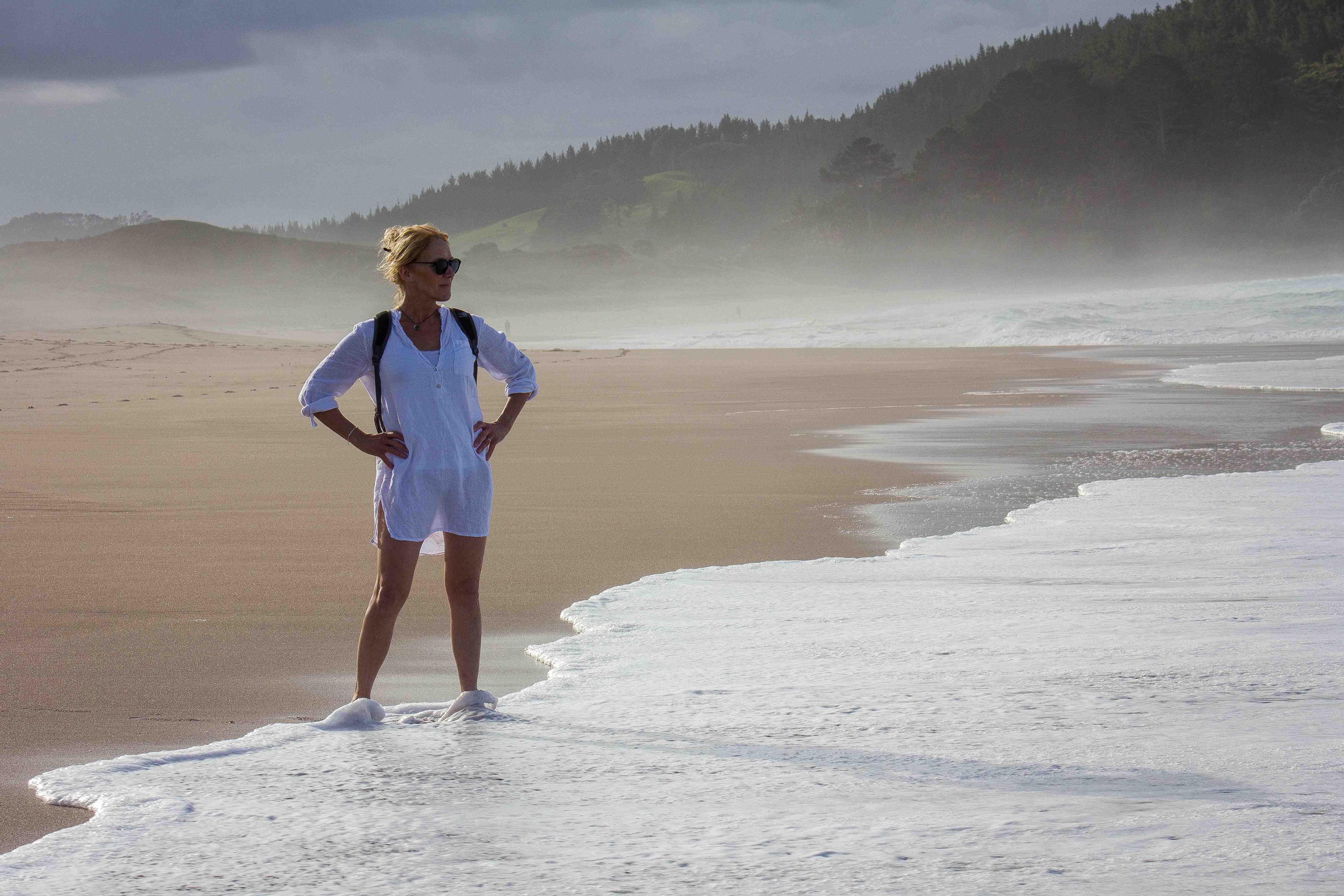 Hot Water Beach, Coromandel NZ