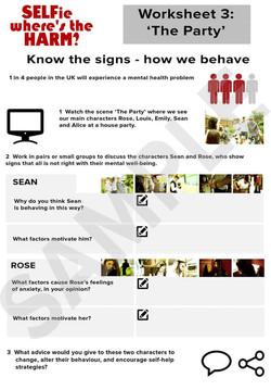 SELFie 3 - The Party copy