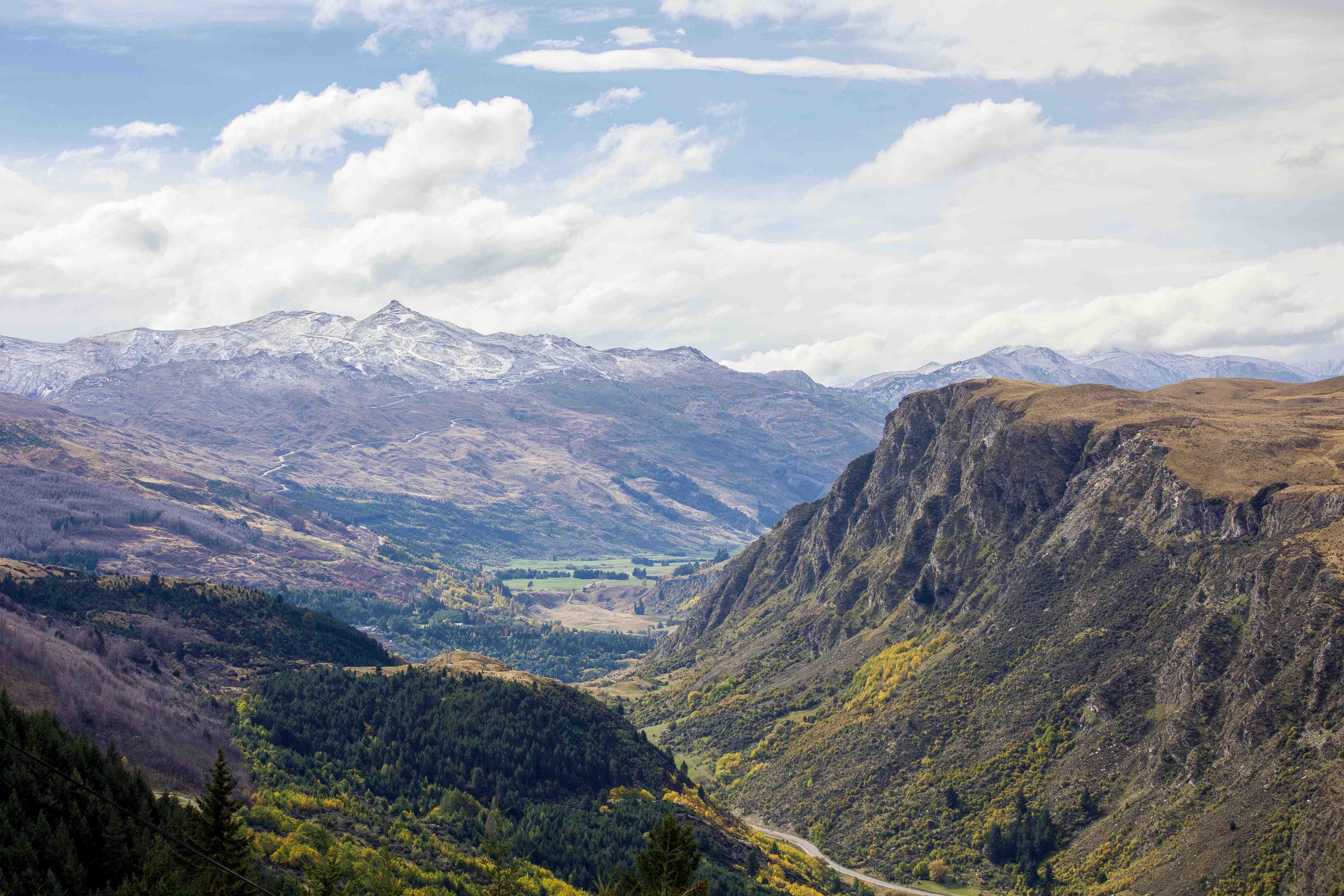 From Queenstown NZ