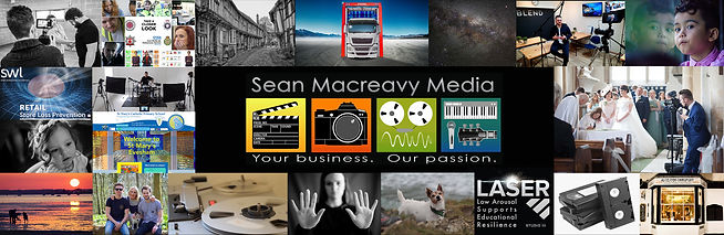 Sean Macreavy Media - social media colla