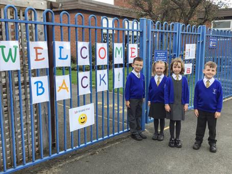 School re-opening Risk Assessment