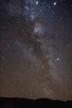 Milky Way, from Jackson's Retreat NZ