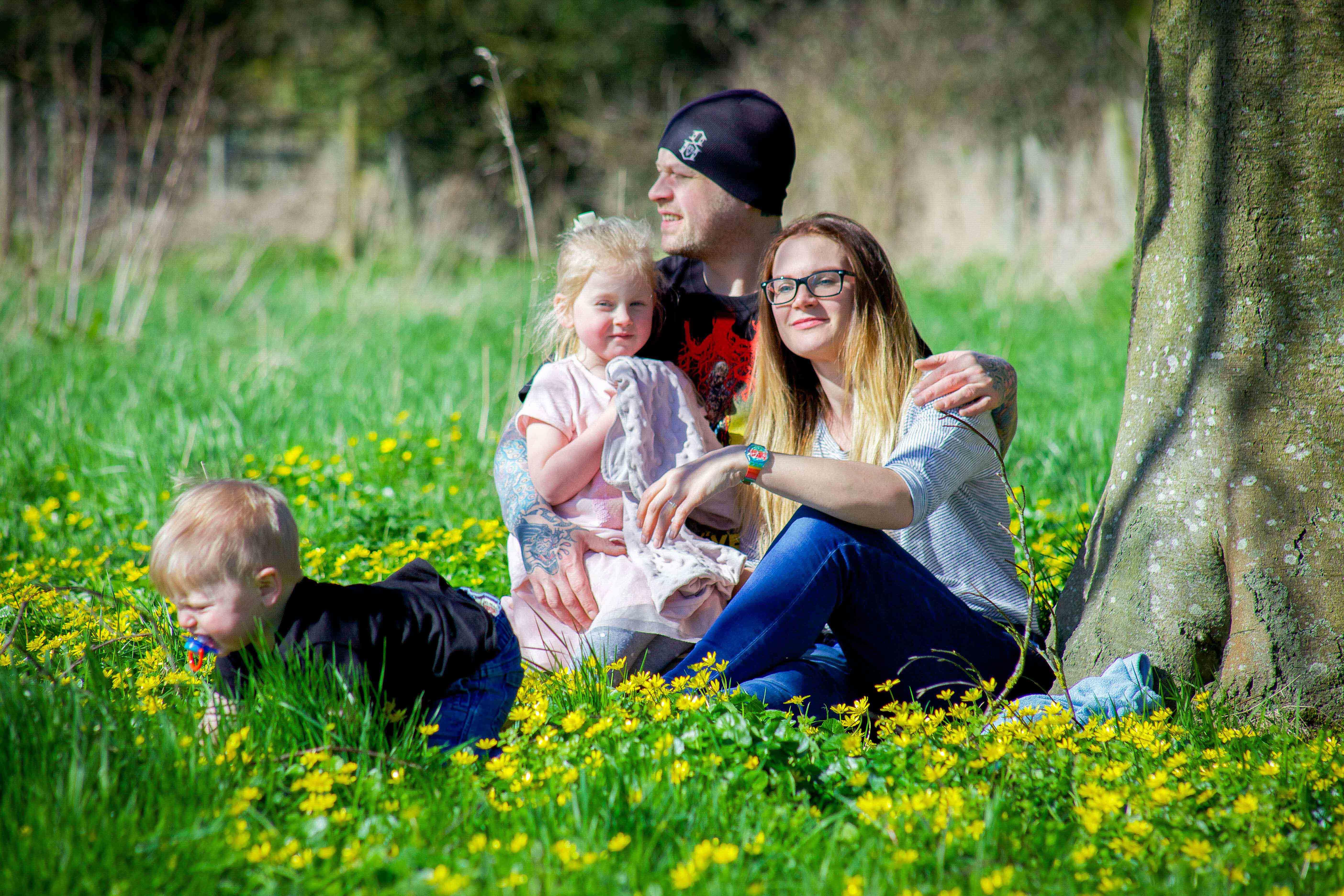 Sean Macreavy Media - Family & pets 5-5435
