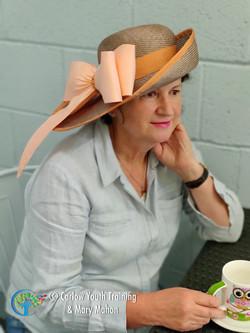 Mary Mahon millinery 7