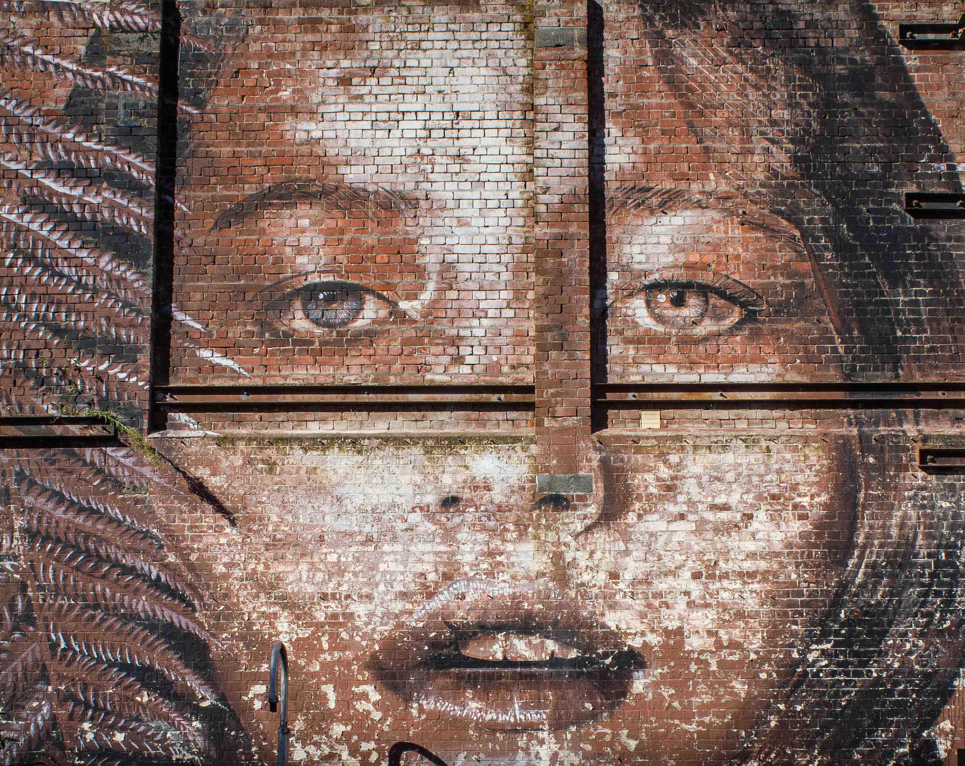 Christchurch graffito NZ