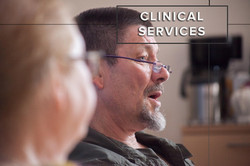 PPT home slide - Clinical Services