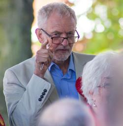 Jeremy Corbyn Redditch 29th September 20