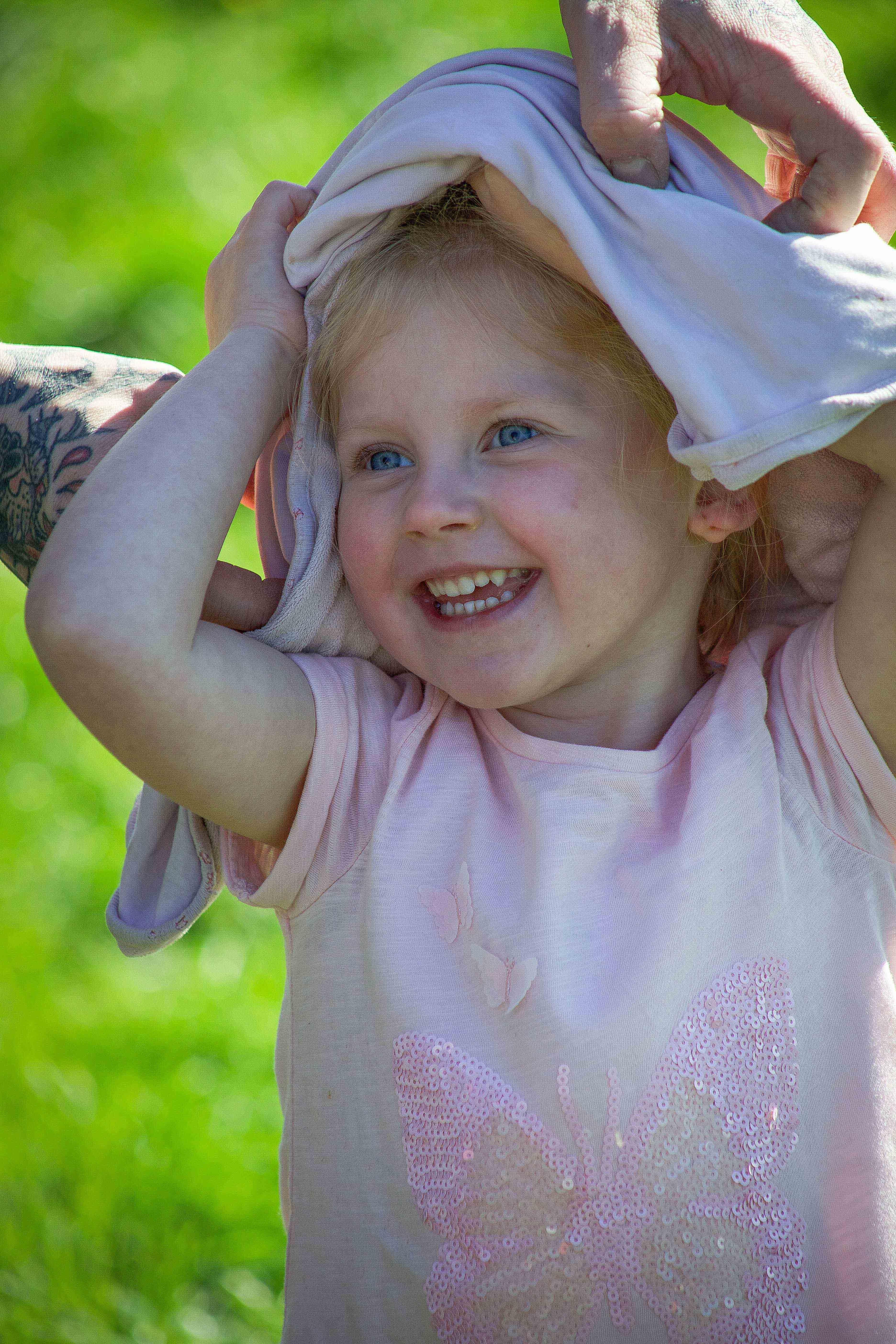 Sean Macreavy Media - Family & pets 5-3-2
