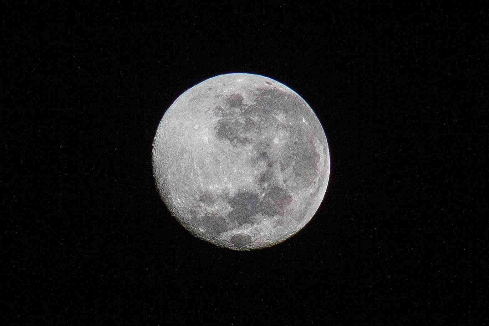 Upside down moon, from Hahei Beach, Coromandel NZ