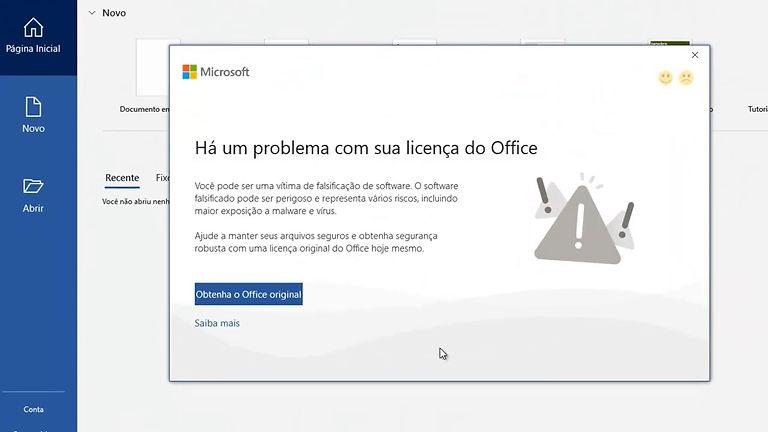Ha um problema Office 2019.jpg