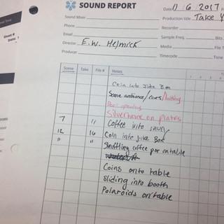 Sound Report Take Your Dream