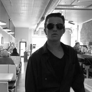 Takoda Shane as the gangster in Take Your Dream