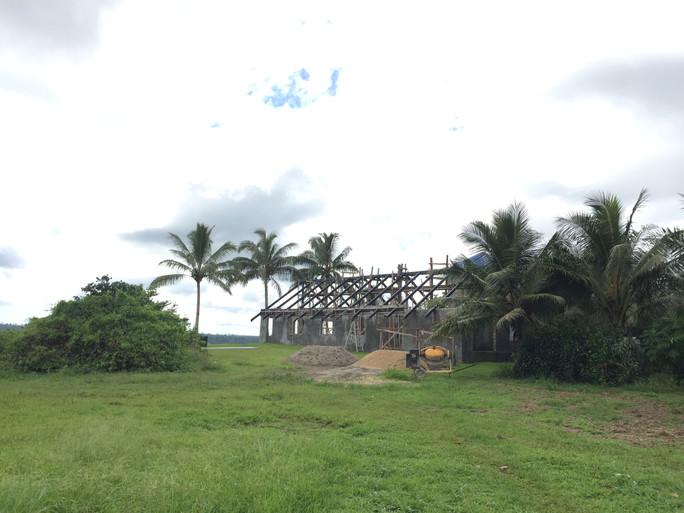Teouma Cross Church and Emergency Evacuation Center