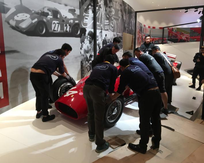 Ferrari: Under the skin | City of Dreams Macau