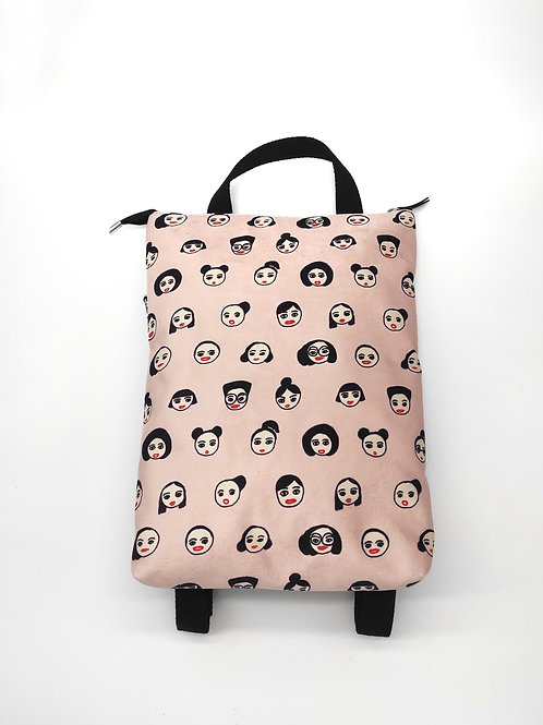 Smileys medium backpack