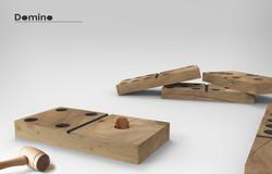 domino woodboard