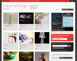 blog: industrial design served