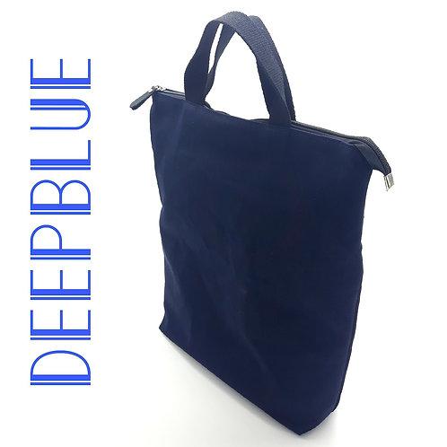BackpackDeep Blue canvas