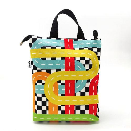 Road mini backpack