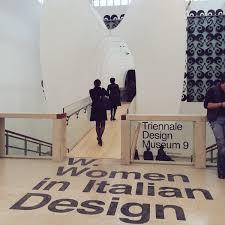 W. Women in Italian Design _ Triennale Design Museum. Milano 2016