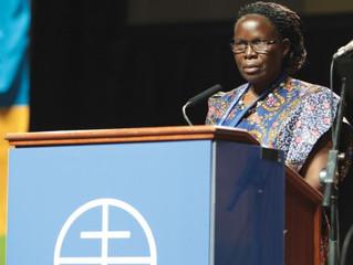 Interview with Rev. Drs Rebecca Osiro