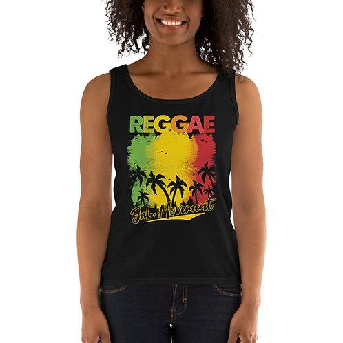 Island Reggae Ladies' Tank