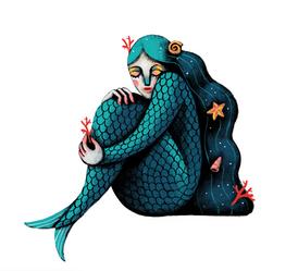 'Sentimental Mermaid' (2020)