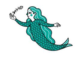 The Mermaid T-Shirt (2019)