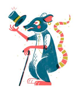 Fancy Rat (2017)