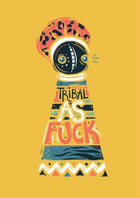 Tribal As Fuck (2015)