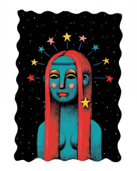 'Lady Stardust' (2020)