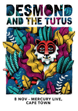 Desmond and the Tutus   POSTER