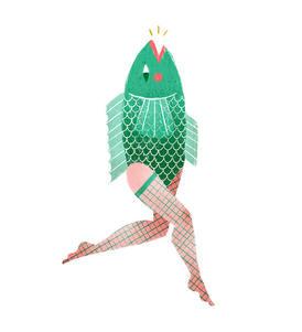 Reverse Mermaid (2018)