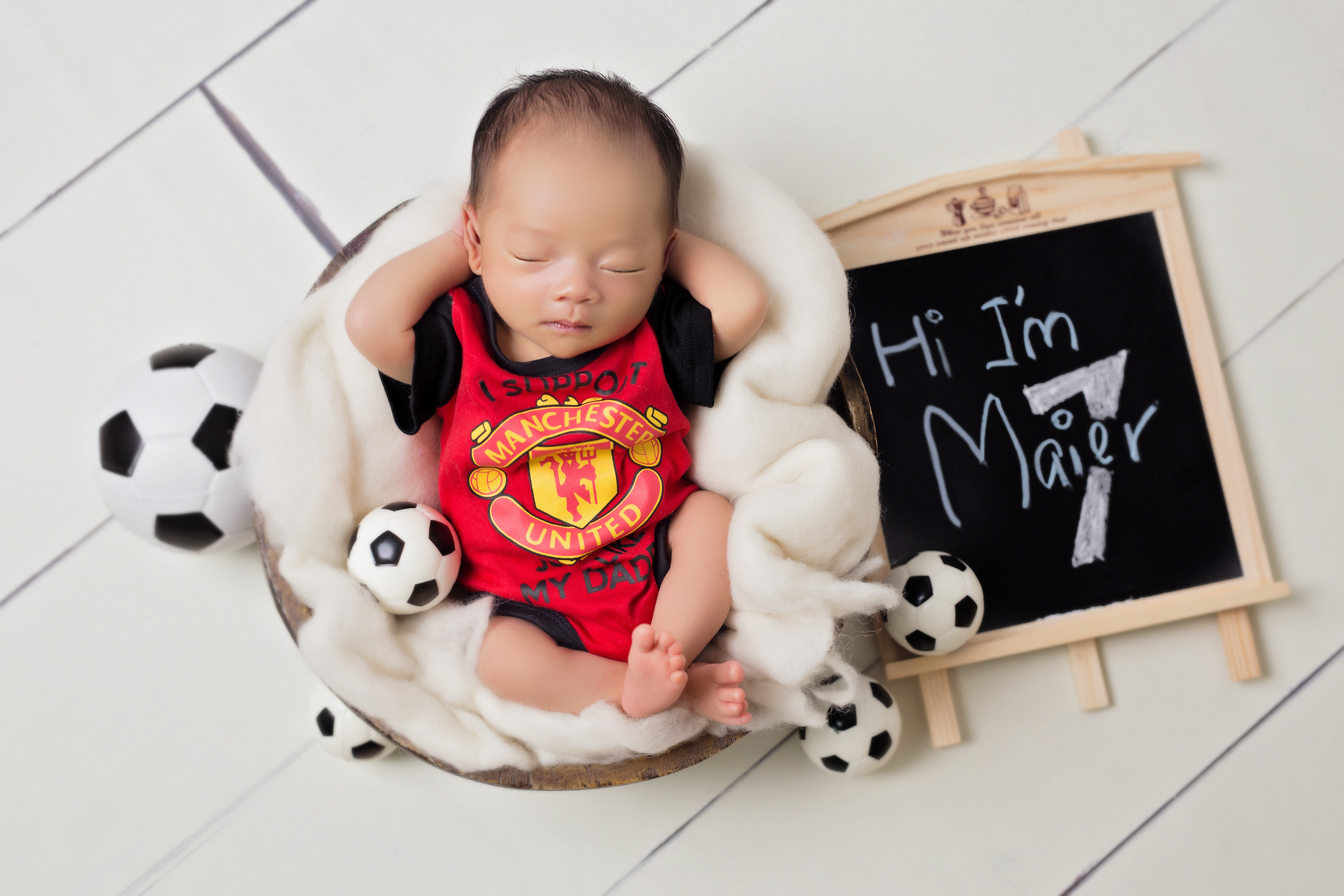 Baby Maier ~ 13days old
