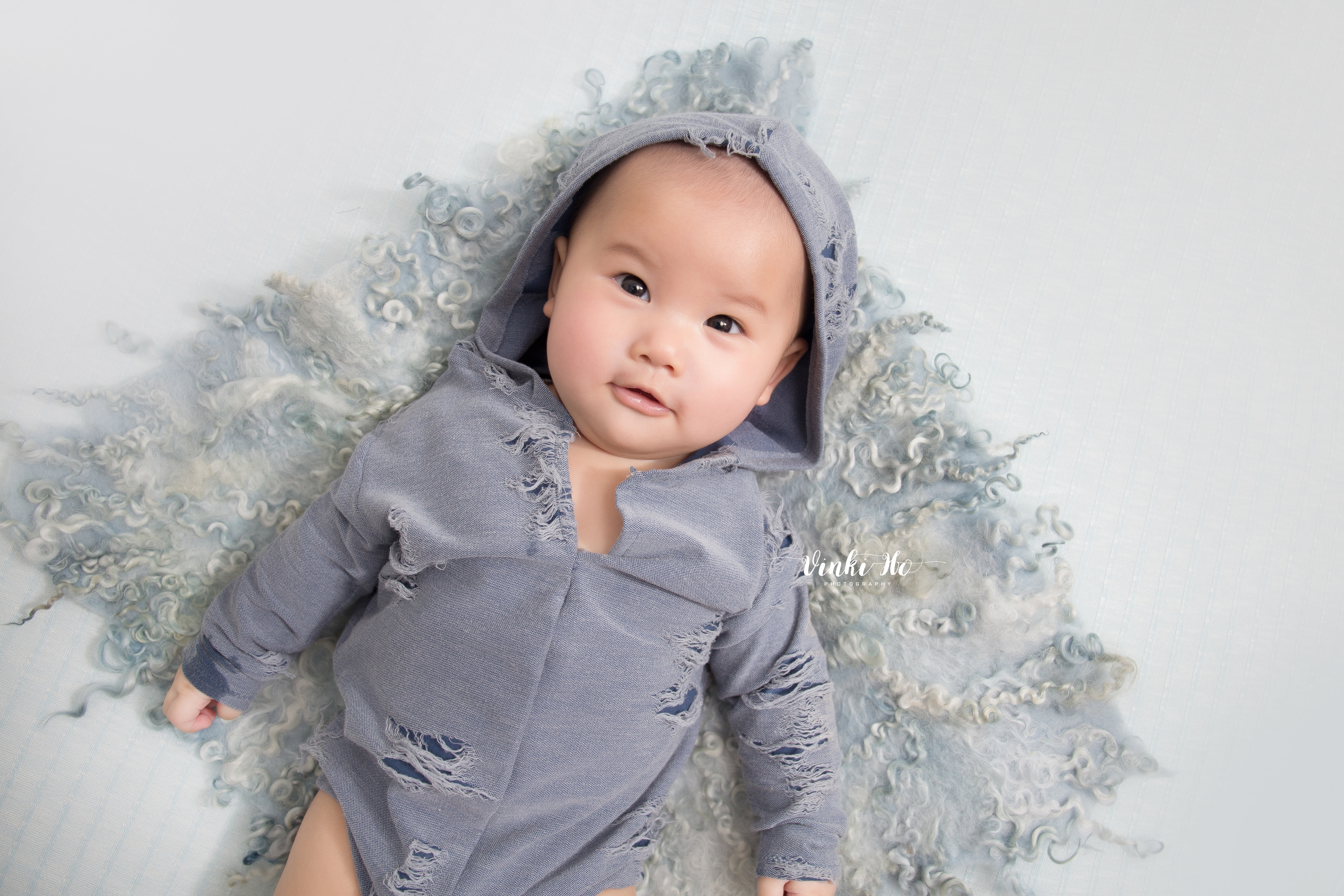 Studio_Baby Caius 4mths old