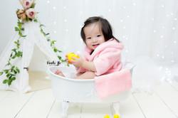 Studio_Baby Sonia ~ 13mths old