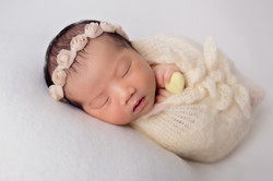 Baby Meghan ~ 7days old