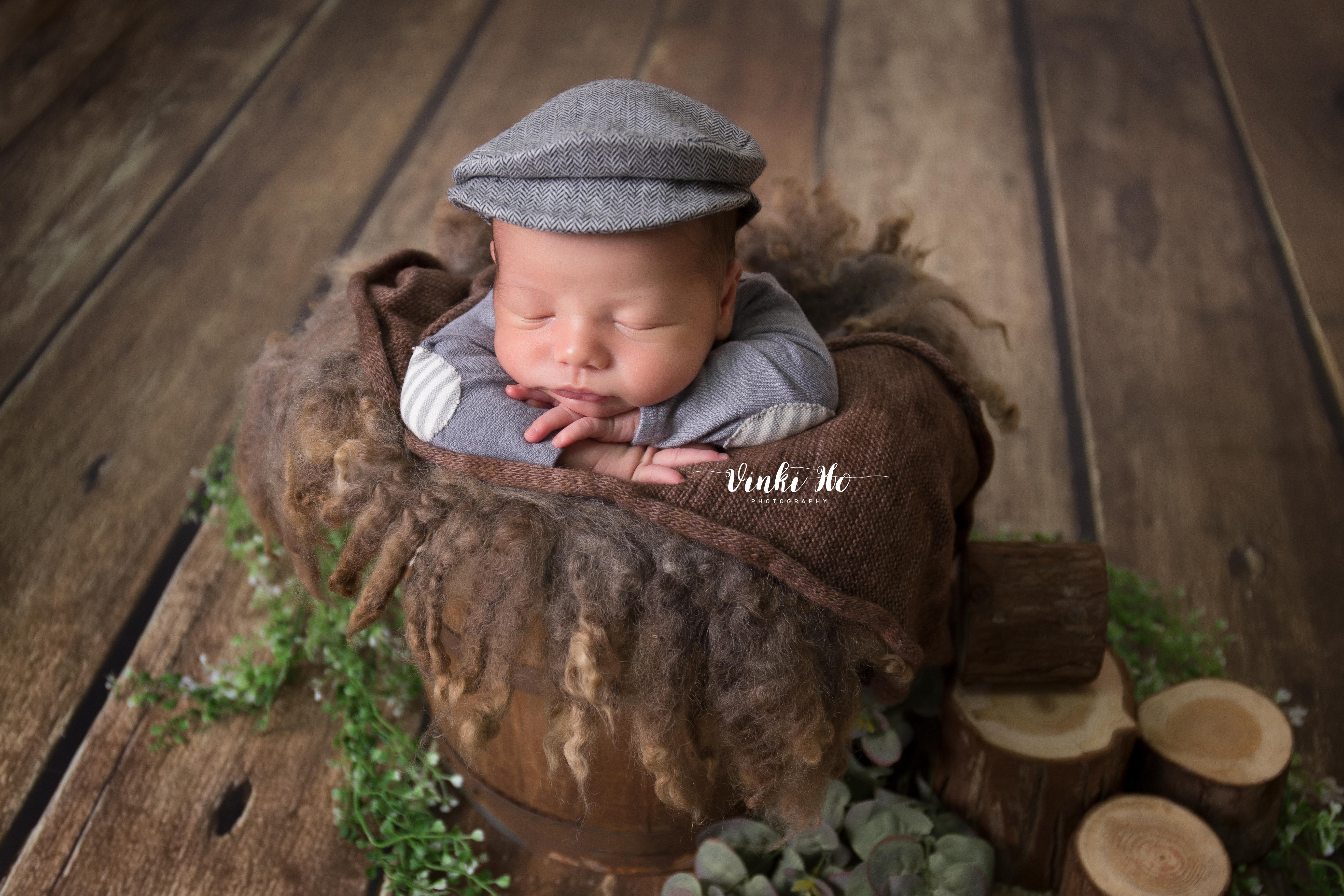 Baby Felipe~ 12days old