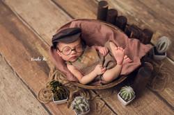 Baby Ashler ~ 12days old