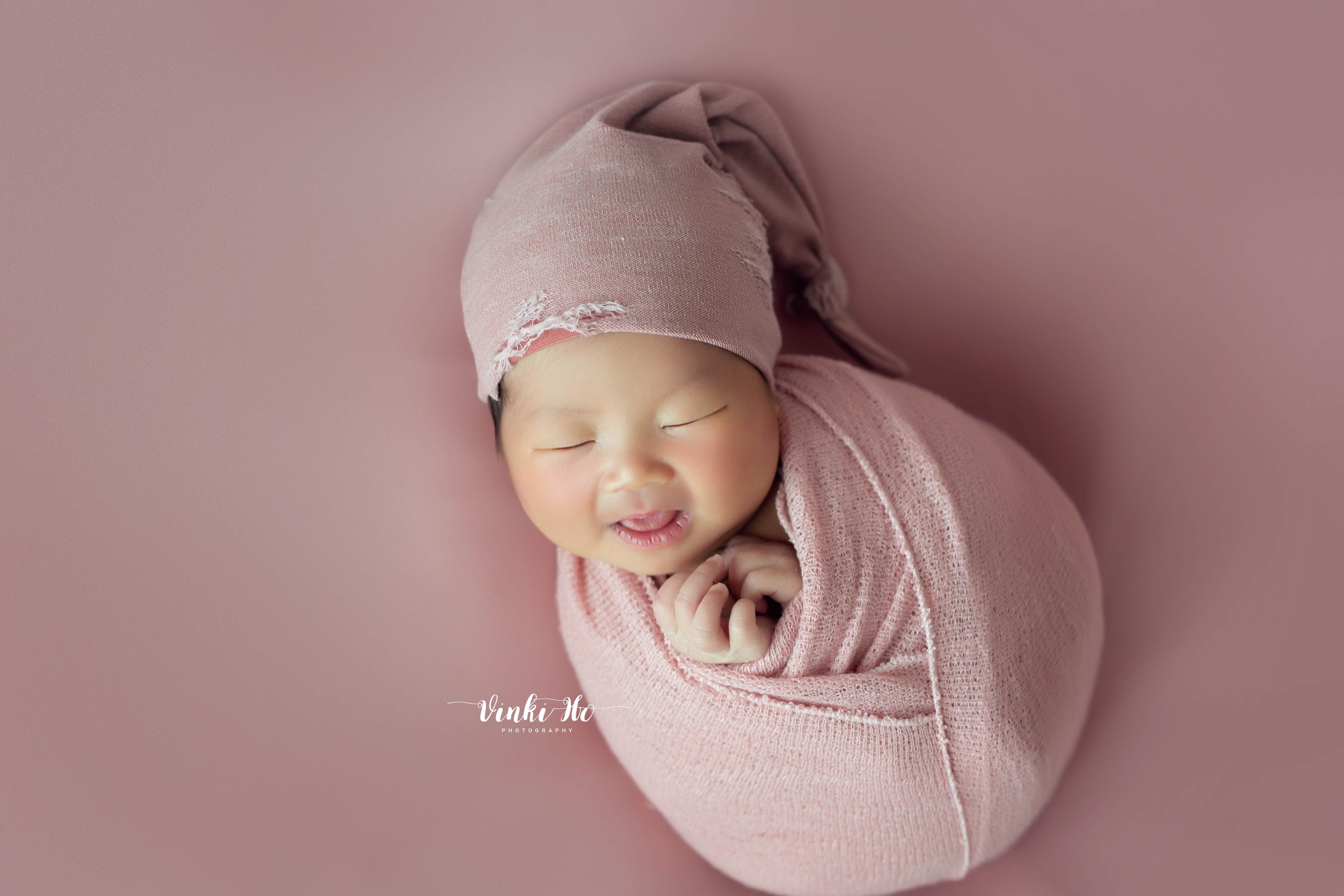 Baby Teoh ~ 12days old
