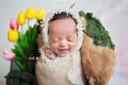 Baby Thalia ~ 19days old