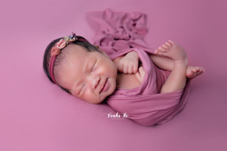 Baby Maethea ~ 12days old