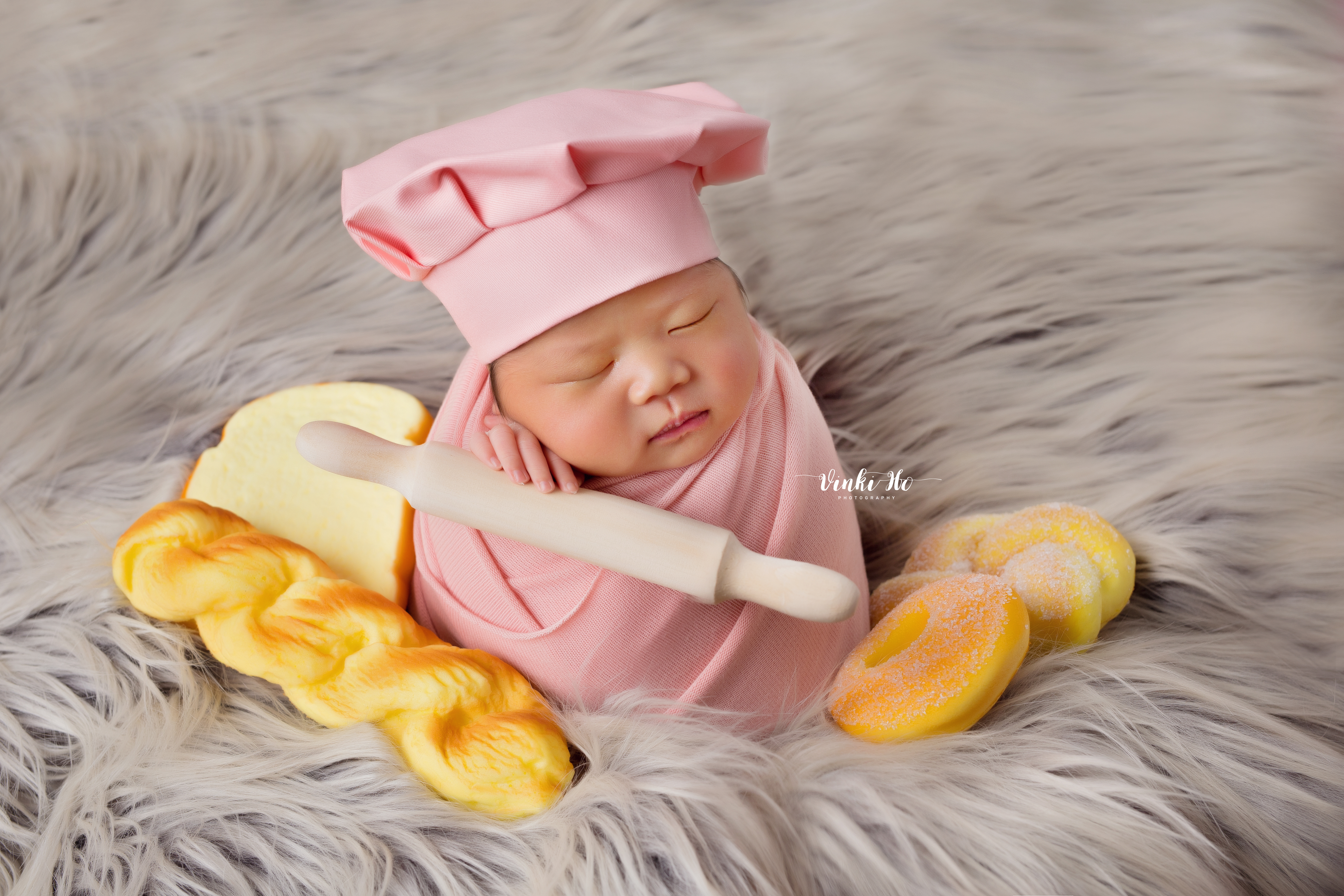 Baby Jovelle ~ 11days old