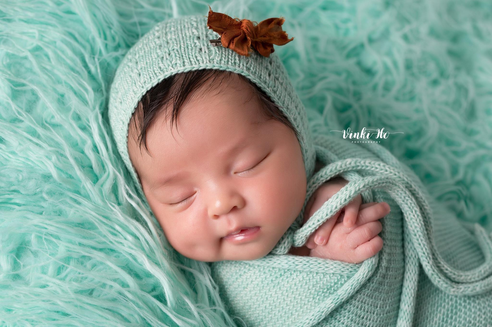 Baby Sophia ~ 13days
