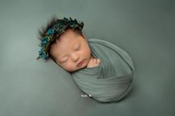 Baby Elise ~ 14days old