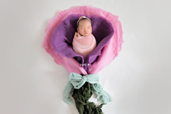 Baby Joelle ~10days old