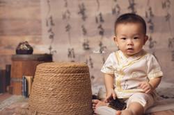 Studio_Baby Zack~ 10mths old