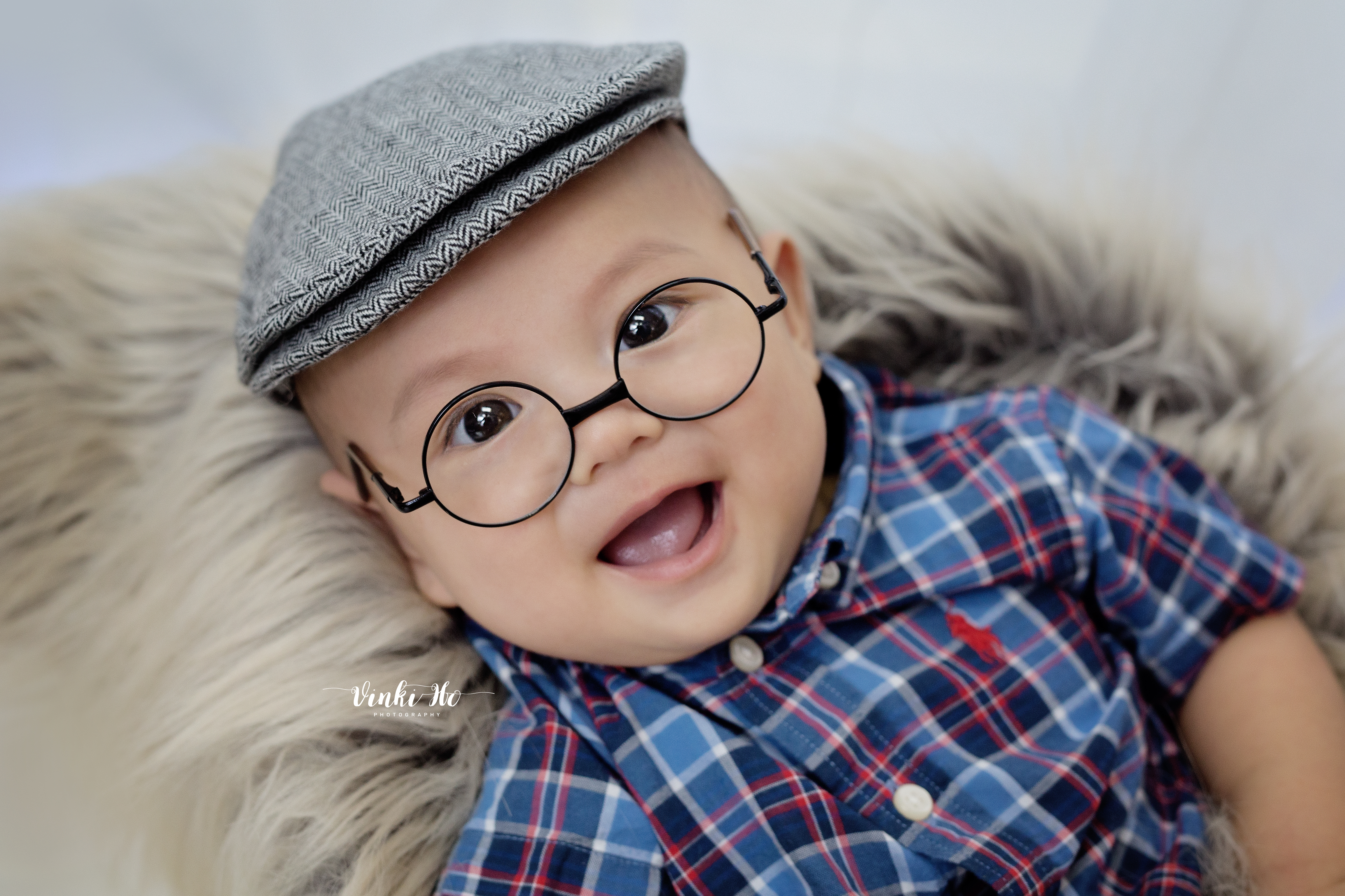 Studio_Baby Dominic 3mths old