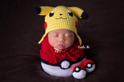 Baby Joash ~ 6days old