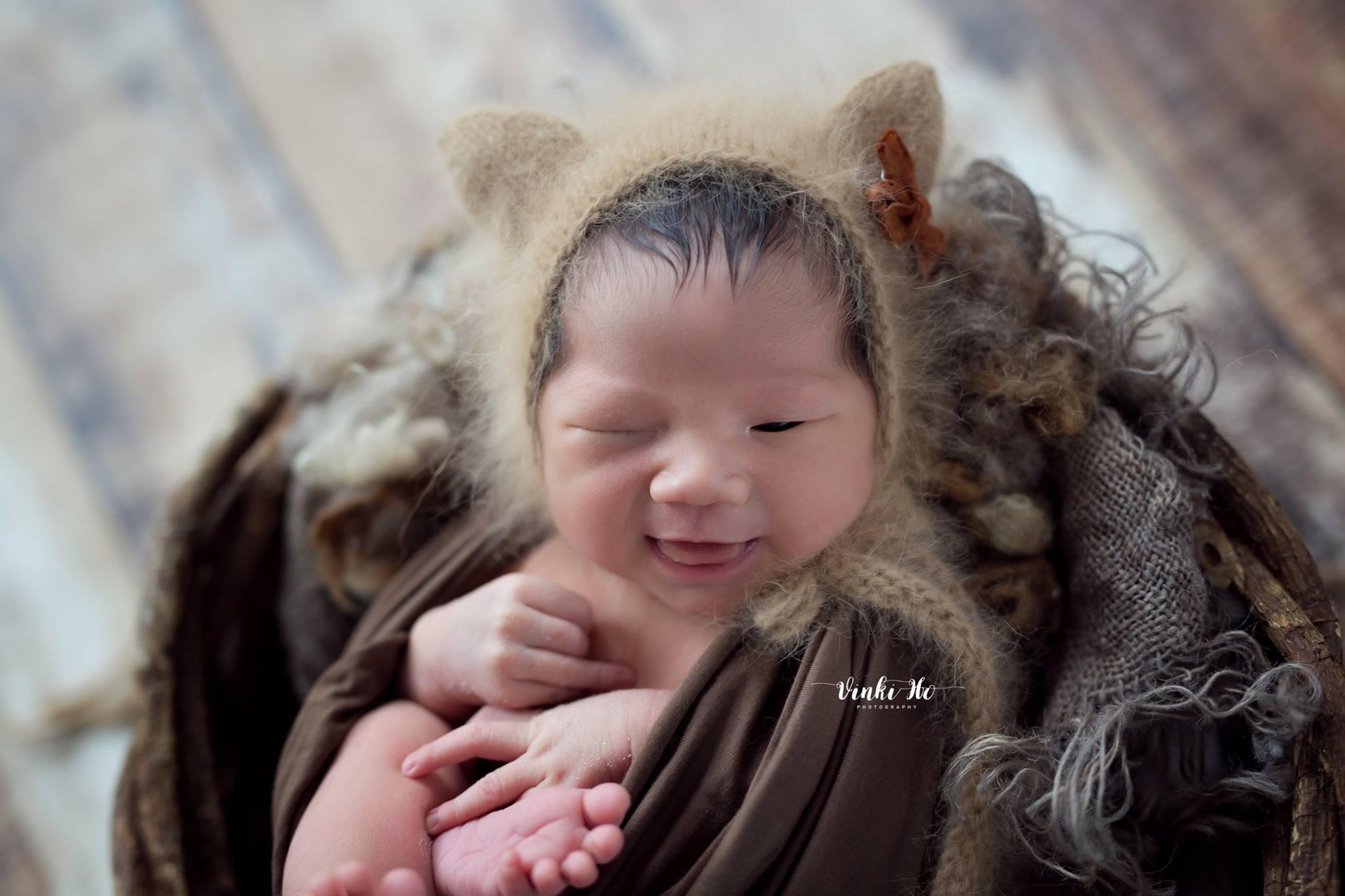Baby Anjaylia ~ 10days old
